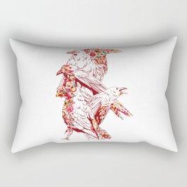 Vintage Cute Eagle Rectangular Pillow