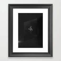Confine Framed Art Print