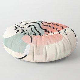 Natural Floor Pillow