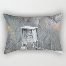 Tree Stand Rectangular Pillow