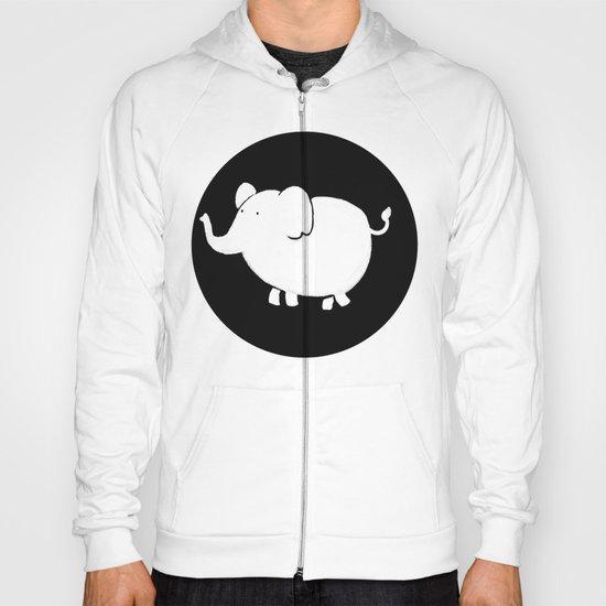 White Elephant  Hoody