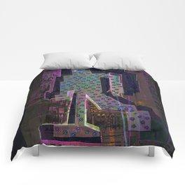 Experimental Robotic Lab Comforters