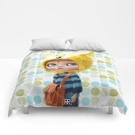 ERREGIRO CUSTOM BLYTHE DOLL CARMENCITA Comforters