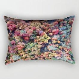 FOREST - AUTUMN - COLORS - PHOTOGRAPHY - NATURE Rectangular Pillow