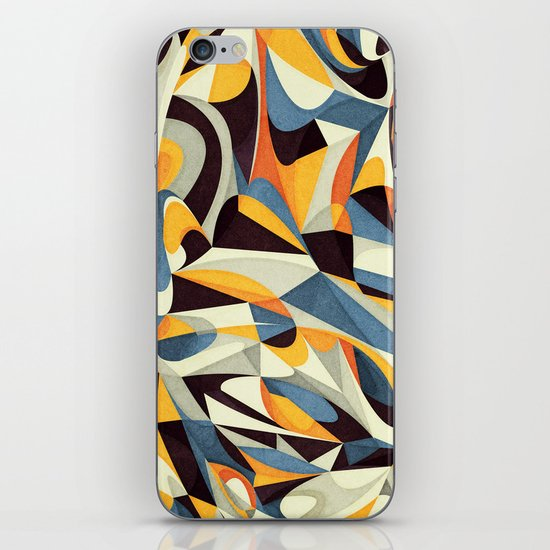 Something From Nothing iPhone & iPod Skin