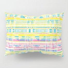 Pastel Kente Pillow Sham
