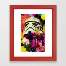 stormtroopop Framed Art Print