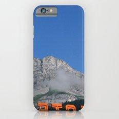 Chamonix hotel Slim Case iPhone 6s