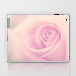 Vintage rose - Beautiful lightpink flower - Roses Laptop & iPad Skin