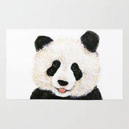 naughty little panda Rug