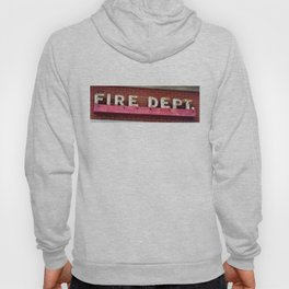 FIRE DEPARTMENT Hoody