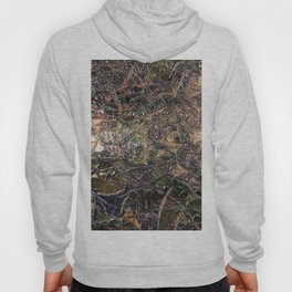 Abstract material shinny surface texture pattern digital illustration concept design graphic style b Hoody