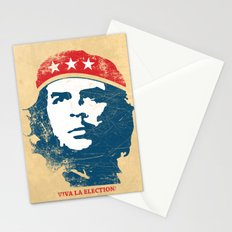 Viva la election! Stationery Cards