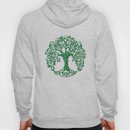 Tree of life green Hoody