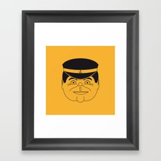 Eric Framed Art Print