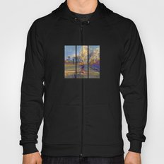 Along The Fence Hoody