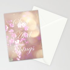 Stuff and Things Stationery Cards