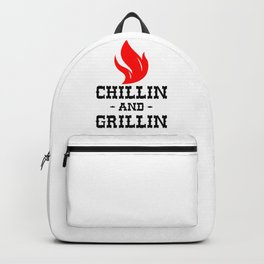 Chillin And Grillin Backpack