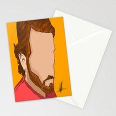 Myself Digitized Stationery Cards