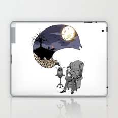 Old Time Radio Laptop & iPad Skin