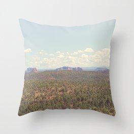 Boynton Canyon Sedona Arizona I Throw Pillow