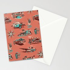 WELCOME TO PALM SPRINGS Stationery Cards