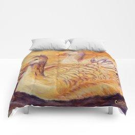 Duo of tenderness | Duo de tendresse Comforters