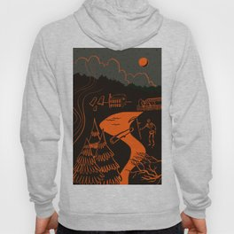 Time for Halloween Spooks Hoody