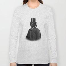 Lord Vadersworth (mono) Long Sleeve T-shirt