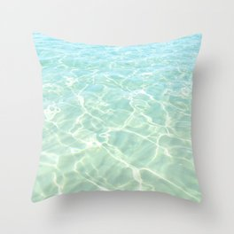 All Clear Throw Pillow
