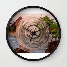 Poke Wall Clock