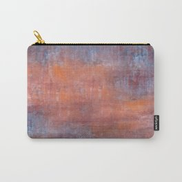 Orange Color Fog Carry-All Pouch