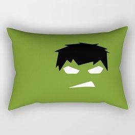 The Hulk Superhero Rectangular Pillow