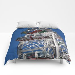 The London Eye Rugby World Cup 2015 Comforters