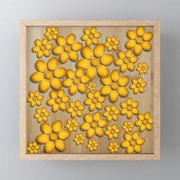 Floret Framed Mini Art Print