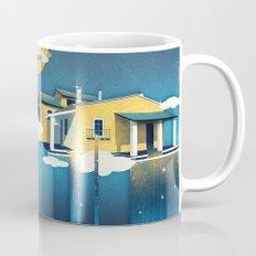 Castle in Heaven Mug