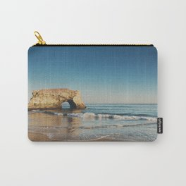 Natural Bridges State Beach ... Carry-All Pouch
