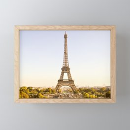 Paris, France Framed Mini Art Print