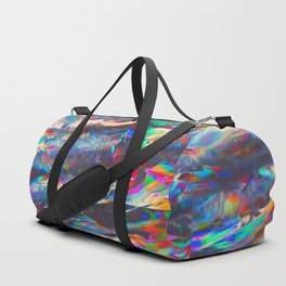 TOUCHING FROM A DISTANCE Duffle Bag