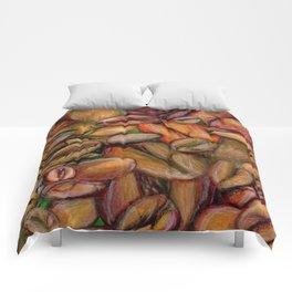 Coffee Beans Comforters