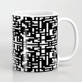 Maze Merge Coffee Mug