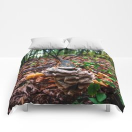 Nature gives me new life Comforters