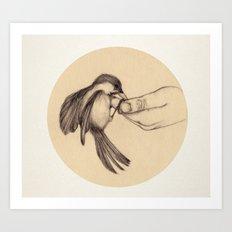 Organic VII Art Print