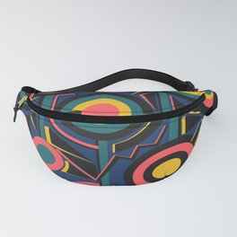 Circle Cirlce Fanny Pack