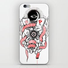 The Blood offering iPhone & iPod Skin