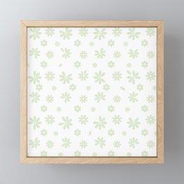Flowers and Petals 18 Framed Mini Art Print