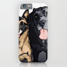 Two Dogs iPhone 6s Slim Case