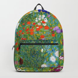 Klimt Farm Garden - Digital Remastered Edition Backpack