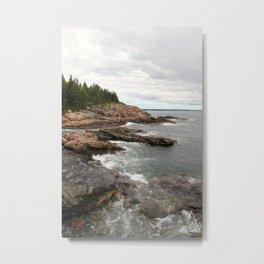 Acadia Magic Metal Print