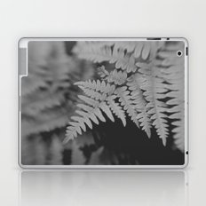 Black and White Botanical II Laptop & iPad Skin